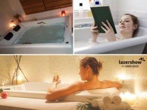 fotos de preparação para banho