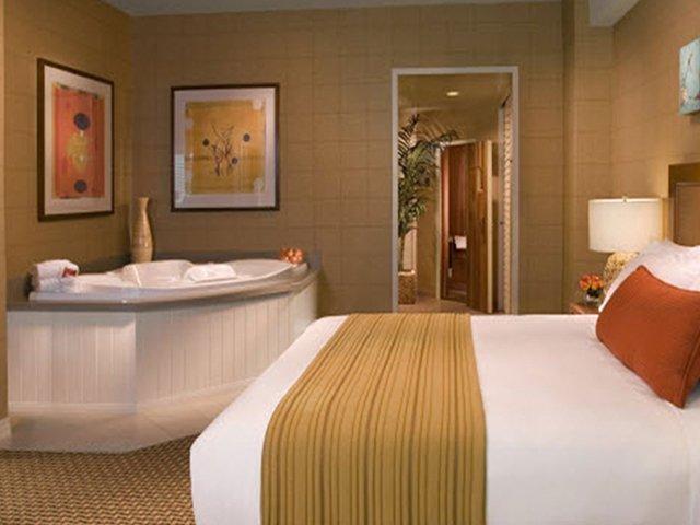 suite com banheira
