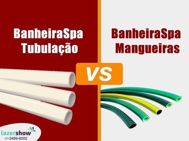 Banhera-Spa-Tubulação-Mangueiras