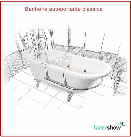 banheira antiga