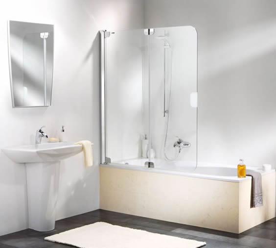 banheira com ducha
