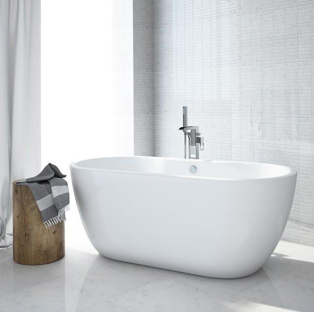 banheiro com tonalidade mais clara