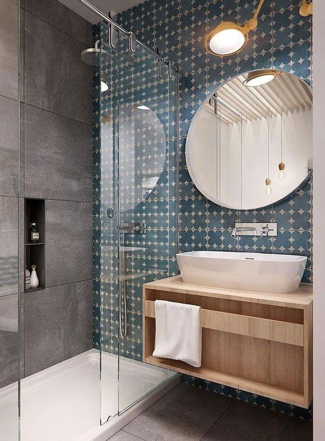 arandela articulada para banheiro