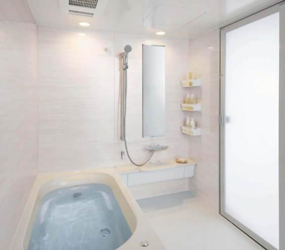sala de banho simples